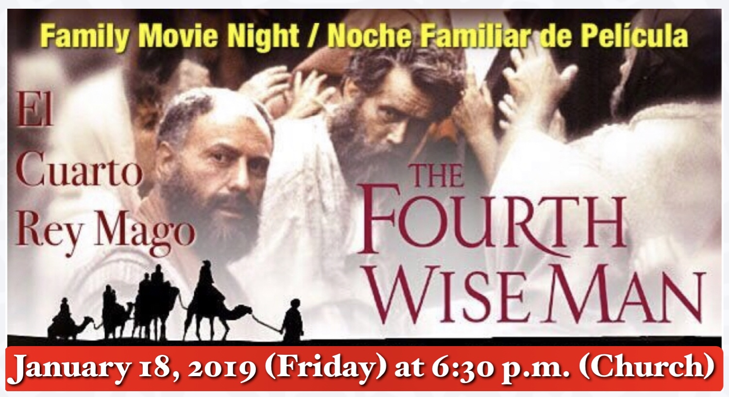Family Movie Night – St. Anthony of Padua Parish