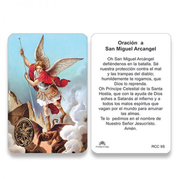 Oracion A San Miguel Arcangel